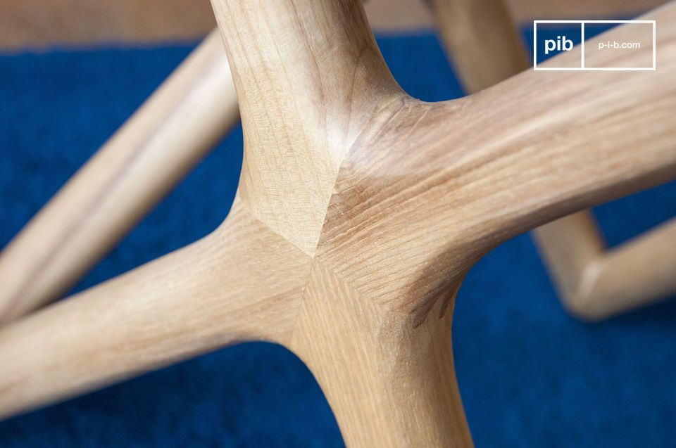 Losanges ou croix selon l\'angle de vision