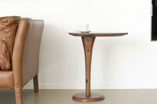 Table d'appoint monopied Piwy