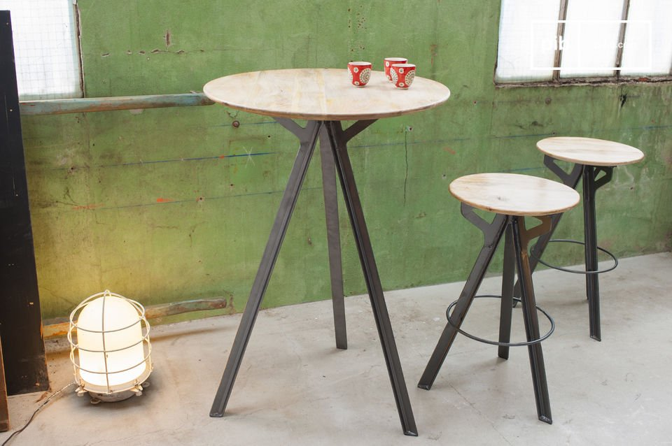 Table de bar Jetson