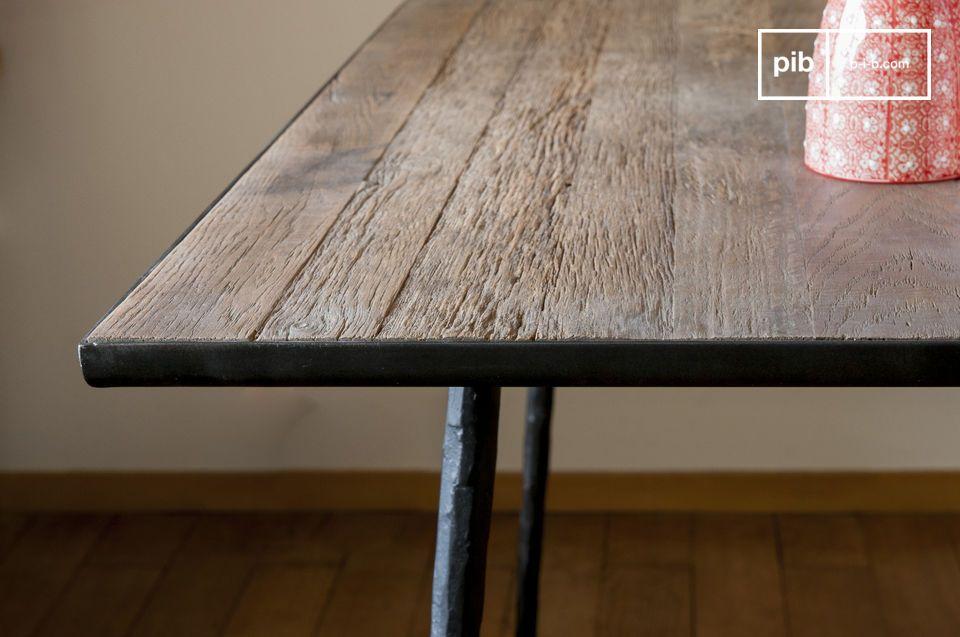 Elles font de chaque table une pièce unique