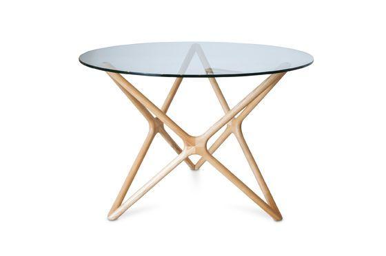 Table de repas en verre Estrella Détouré