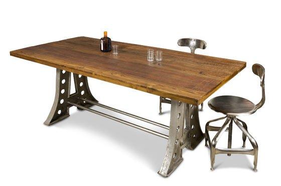 Table de repas Normandie Détouré