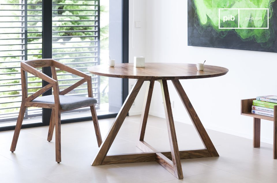 Table design ronde starbase table design de style pib - Table design ronde ...