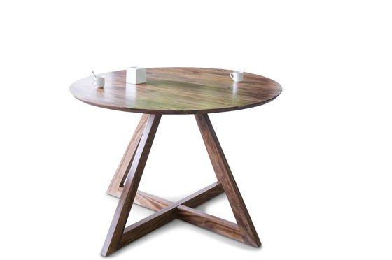 Table design ronde Starbase Détouré