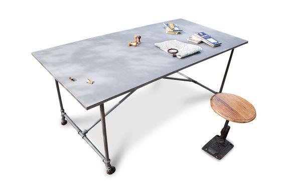 Table Échafaudage Détouré