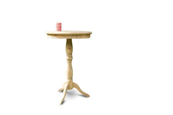 Table en bois ancien Adèle Détouré