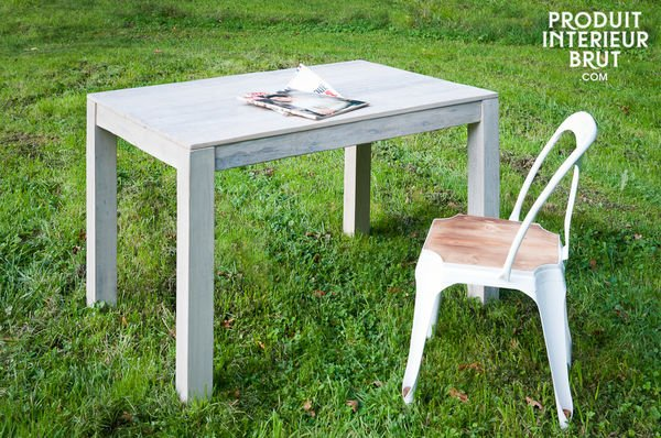 Table En Bois Epicure 1