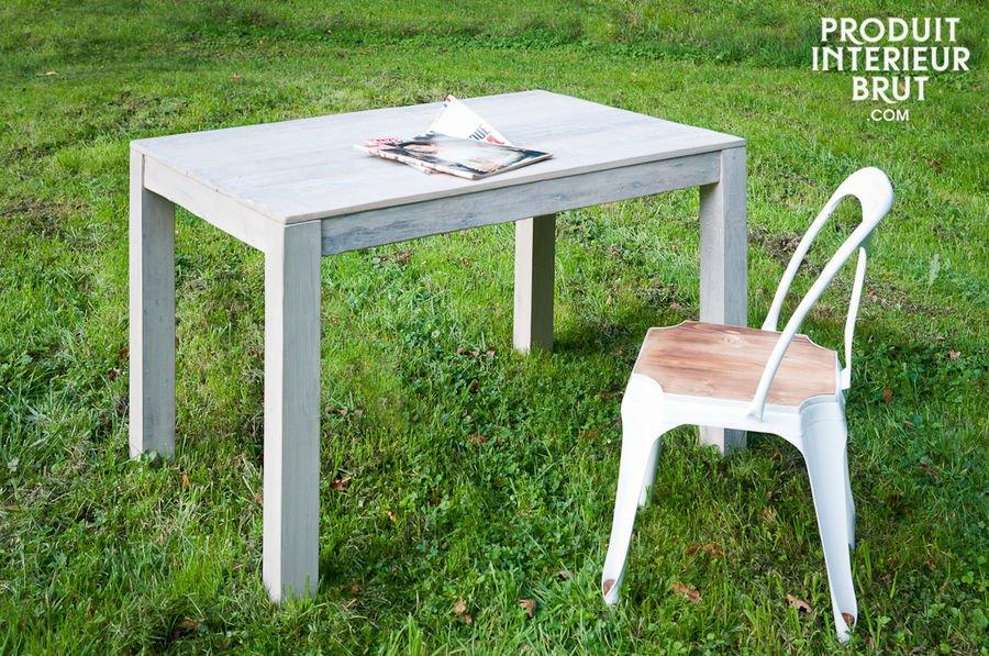 Table En Bois Epicure 1