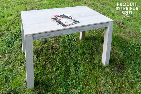 Table En Bois Epicure 2