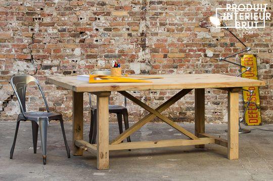 Table en bois Felix