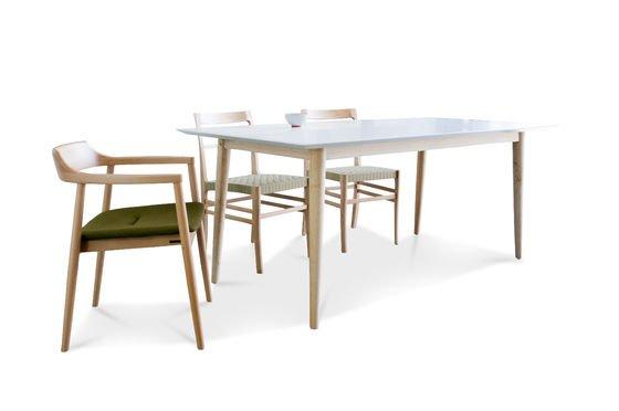Table en bois Fjord Détouré