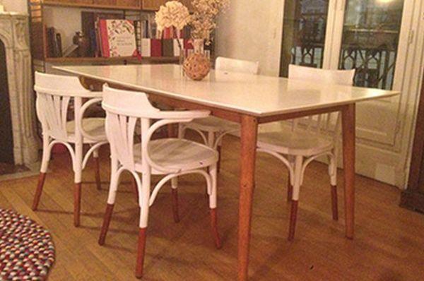 Table en bois Fjord par Manon