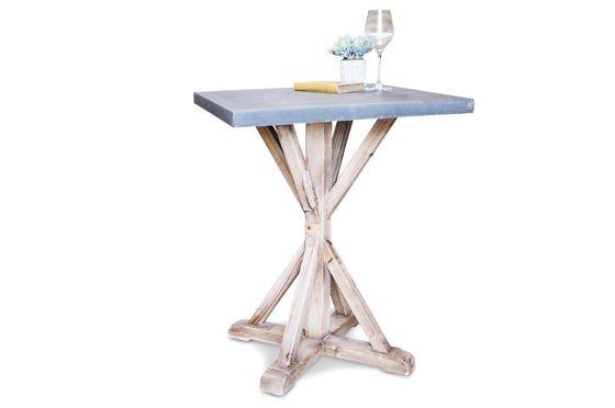 Table en bois Sépia Détouré