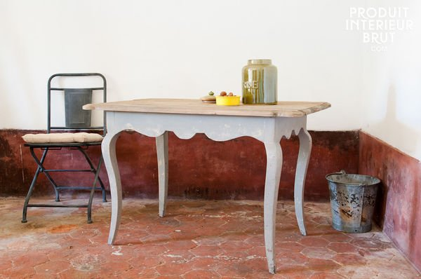 Table en bois suzie