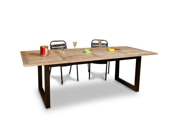 Table en chêne Cluny Détouré