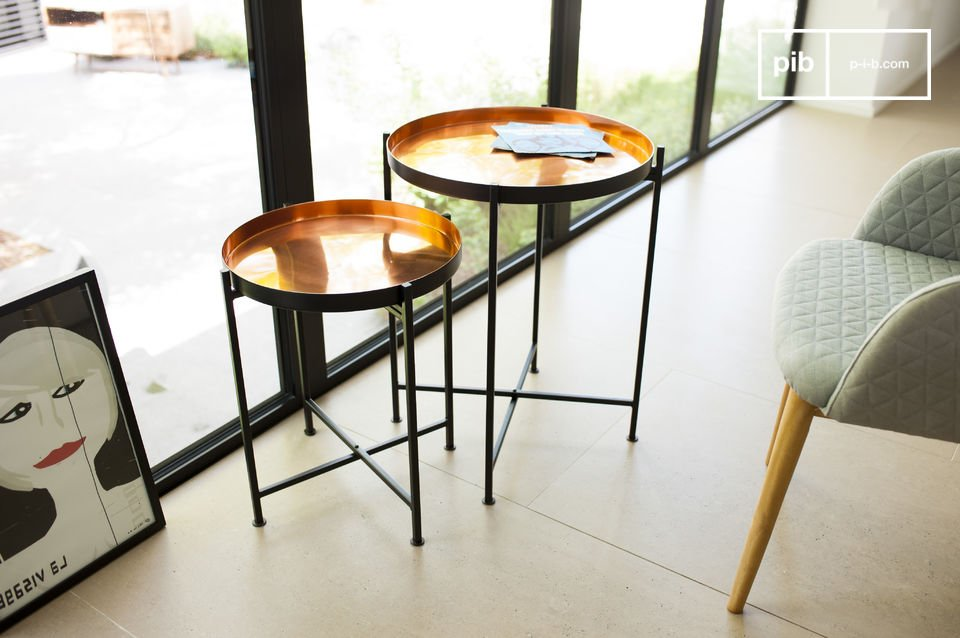 Praticité d'une table modulable et élégance d'une ligne au design scandinave