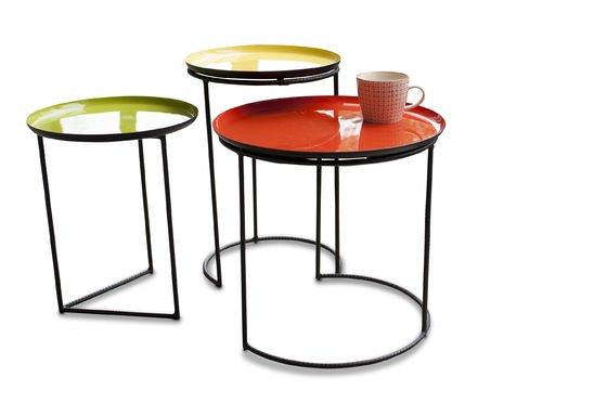 Table gigogne tricolore Kirk Détouré