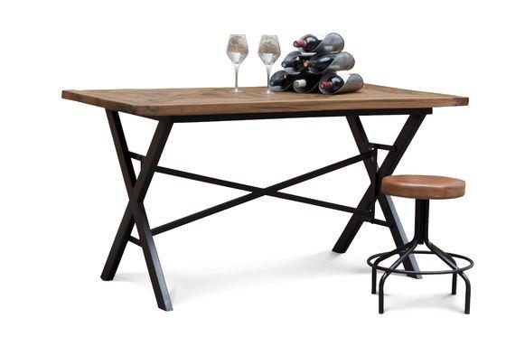 Table industrielle Cadé Détouré