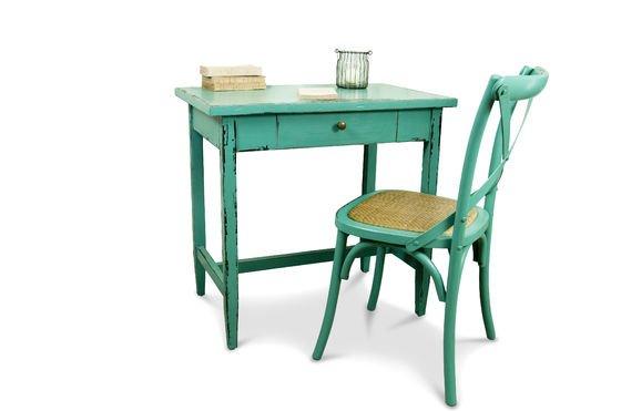 Table Lila turquoise Détouré
