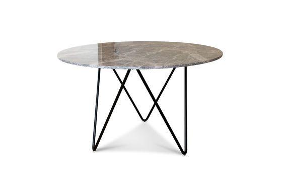Table ronde en marbre Grimaud Détouré