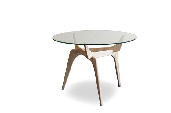 Table ronde en verre Parkano Détouré