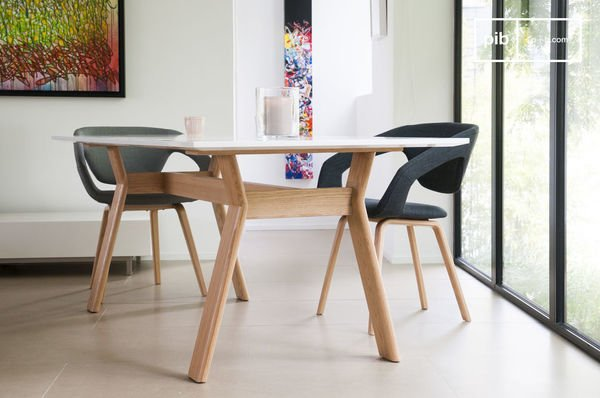 Table Scandinave Augstü