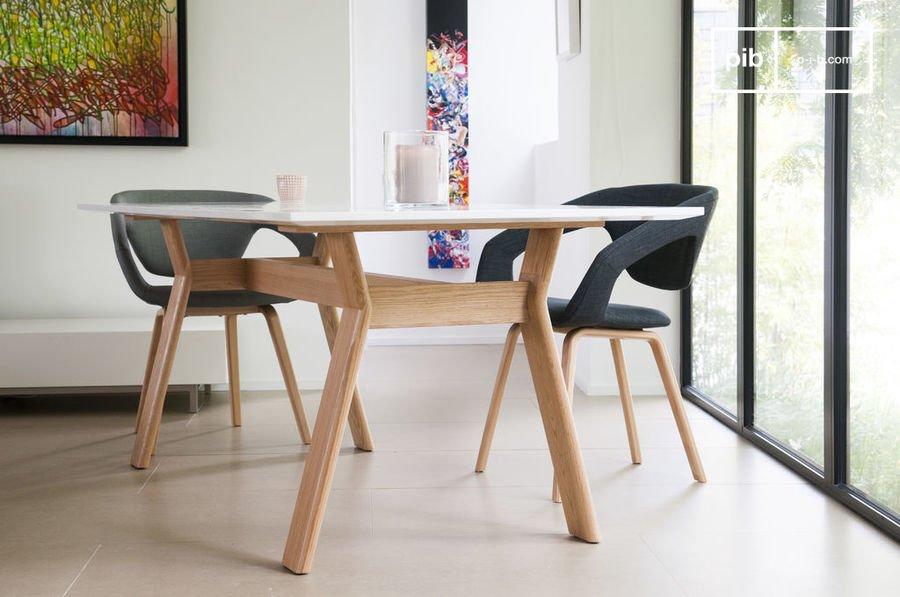 Nouveautes scandi un souffle nordique en cette p riode estivale - Table style nordique ...