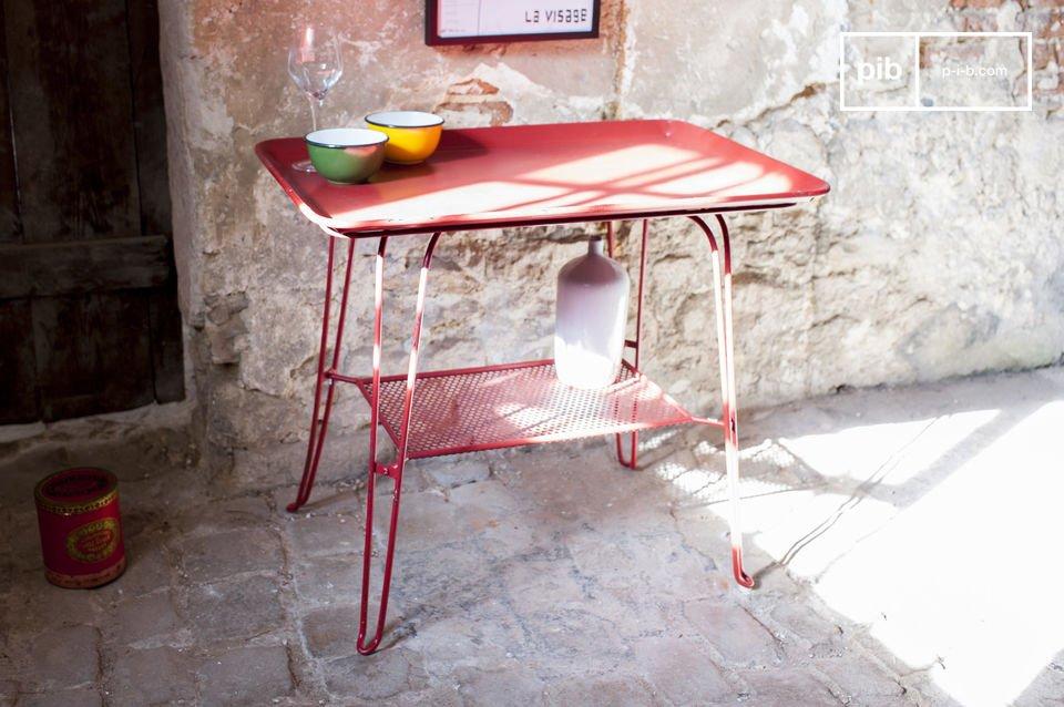 Le charme d'une meuble factory haut en couleur et design