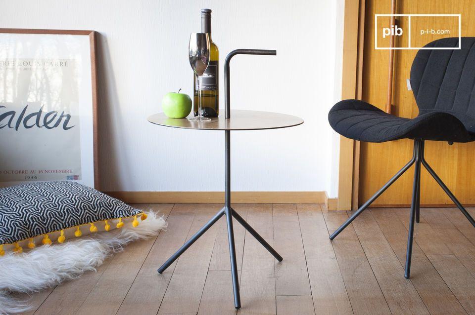 Table transportable Xylème avec poignée