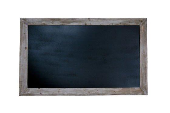 Tableau noir de brasserie 115x190cm Détouré