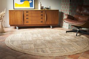 Tapis rond en jute Williams