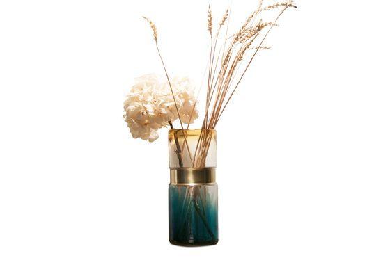 Vase en verre Brassbelt Détouré