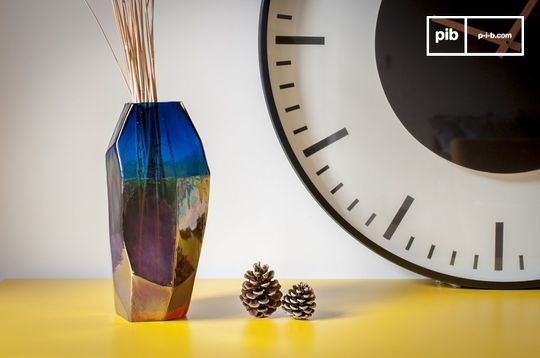 Vase en verre Ingeborg
