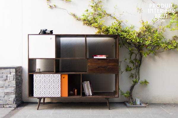 Le meuble scandinave est le meuble design par excellence - Buffet haut scandinave ...