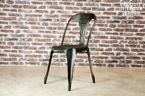 chaise tolix chaise design du style industriel. Black Bedroom Furniture Sets. Home Design Ideas