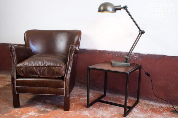 Fauteuil chehoma