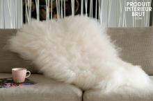 Fourrure de mouton d'Islande