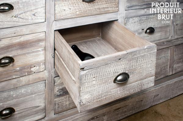 la nouvelle tendance du meuble patin. Black Bedroom Furniture Sets. Home Design Ideas