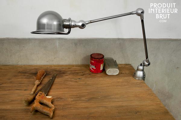 Jield la lampe jield ic ne du design industriel fran ais s 39 invite c - Lampes jielde anciennes ...