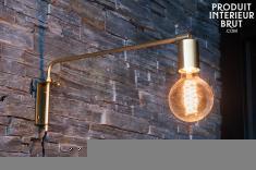 Lampe murale Janika