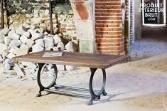 Table basse Tonnel