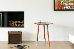 Table d'appoint scandinave Pencil