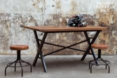 Table industrielle Cade