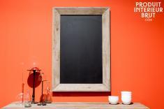 Athezza : Tableau noir de brasserie petit format